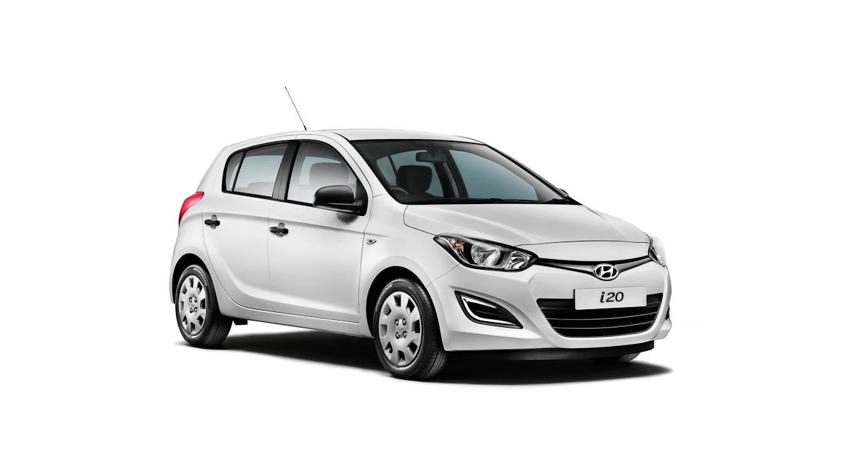 Budget Hyundai I20 - Automatic