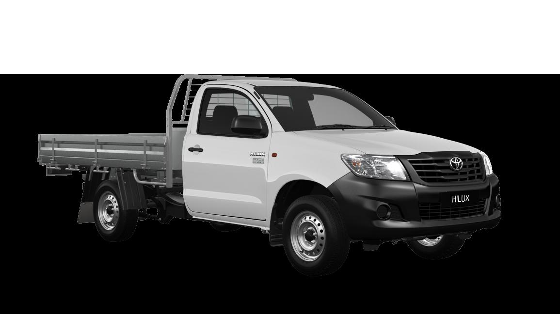 Ute : Toyota Hilux